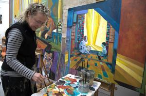 Artistes Goutte d'or - Isabelle Corringer - D Jouxtel 8 web