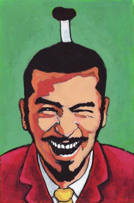 Toshirô Mifune portrait occident japon acteur