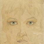 0Autoportrait 1981