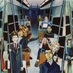 métro picasso van gogh hopper gauguin