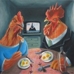 repas poule&coq