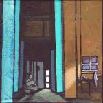 Arrière-plans – Méditation 4 net vendu Thierry Moreau