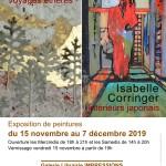 Flyer Expo Impressions - A. Guillon et I. Corringer P1